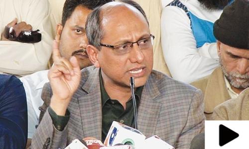 'آئی جی سندھ کے معاملے پر وفاقی اور صوبائی حکومت ایک پیج پر ہے'