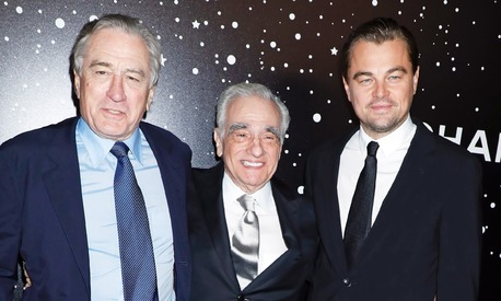 Leonardo DiCaprio and Robert De Niro will star in Martin Scorsese's next movie
