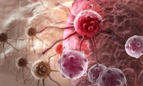 کینسر کے انقلابی طریقہ علاج کی جانب نمایاں پیشرفت