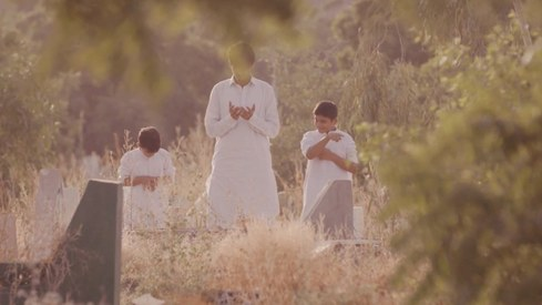 In SOC Films latest short, we see a son leave behind his father's grave during Partition