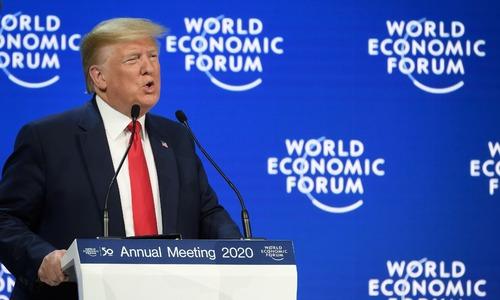 ٹرمپ نے ناقدین کو ماحولیاتی 'عذاب کے پیغمر' قرار دے دیا