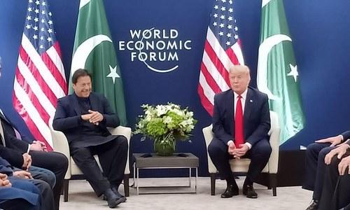 امریکی صدر کی ایک بار پھر 'مسئلہ کشمیر' کے حل میں کردار ادا کرنے کی پیشکش