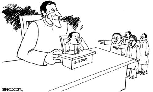 Cartoon: 22 January, 2020