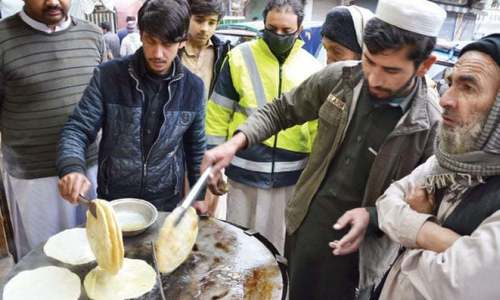 Nanbais end strike in KP as admin agrees to roti weight reduction