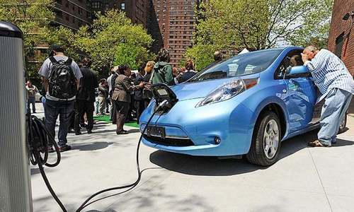 Electric vehicle policy to focus on local production