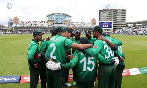 Bangladesh squad set to land in Lahore today