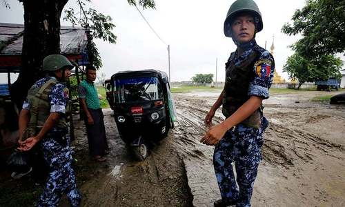 میانمار کی فورسز نے روہنگیا کے خلاف ممکنہ طور پر جنگی جرائم کیے، کمیشن
