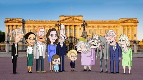 Family Guy producer is working on an animated British royal comedy for HBO