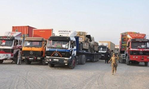 افغان برآمدات پر کوئی پابندی نہیں لگائی گئی، پاکستانی سفارت خانے کی وضاحت