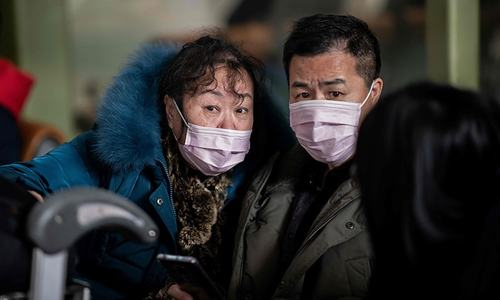 China virus deaths hit 17, heightening global alarm