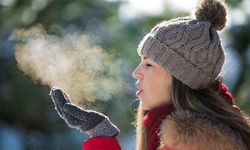 اکثر سرد موسم میں سانس کیوں ہمیں نظر آتی ہے؟