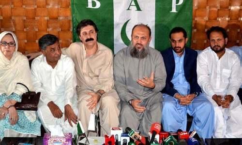وزیراعلیٰ بلوچستان جام کمال کو تبدیل کریں گے، اسپیکر صوبائی اسمبلی
