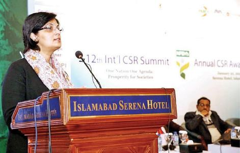 Govt plans to facilitate corporate sector to donate to Ehsaas programme: Dr Nishtar