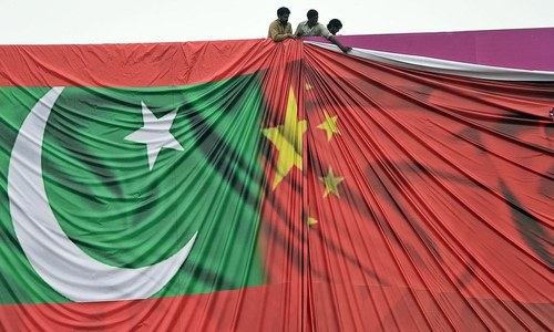 Beijing warns Washington against efforts to spoil Pak-China ties