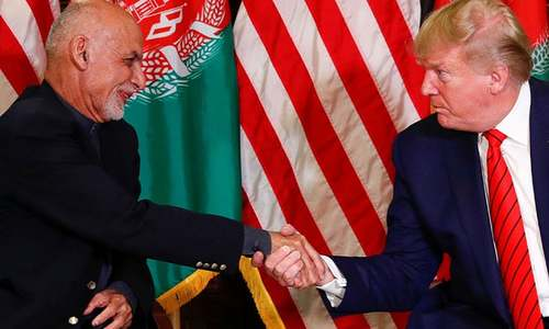 US links Afghan talks to 'significant' drop in Taliban attacks