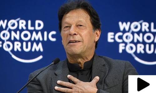 عمران خان نے 'پرچی' کے بغیر خطاب کرکے سب کو حیران کردیا