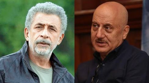 Naseeruddin Shah calls Anupam Kher a 'clown' for his jingoistic views