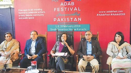 Adab Festival Pakistan will kick off on January 31