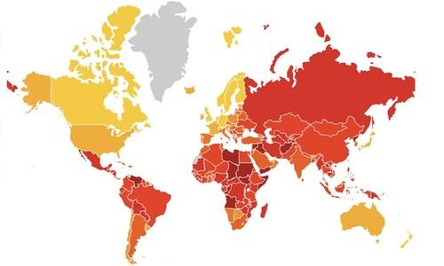 Pakistan drops three spots on global Corruption Perceptions Index 2019
