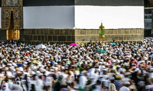 Senate body expresses reservations on proposed Rs115,000 hike in govt Haj package