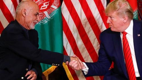 بامعنی مذاکرات سے قبل طالبان کے حملوں میں نمایاں کمی دیکھنا چاہتا ہوں، ٹرمپ
