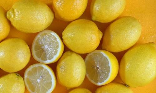 چند روپے کے لیموں کے فوائد دنگ کردیں گے