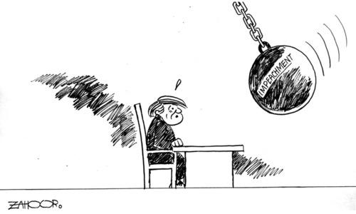 Cartoon: 24 January, 2020