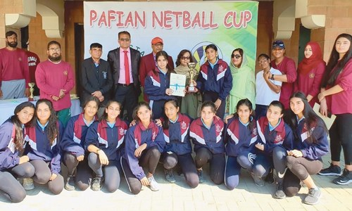 KGS, Habib Girls, Elite School win netball titles