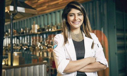 Remembering Chef Fatima, a light for the world