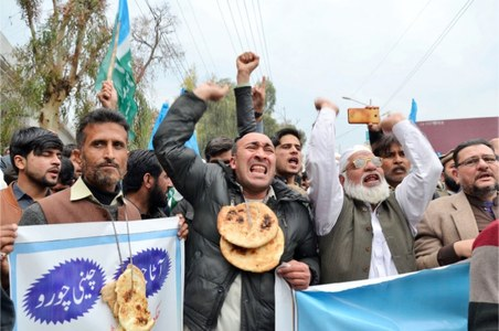 JI, JUI-F rallies protest price hike, flour and sugar crises