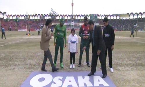 دوسرا ٹی 20 میچ: بنگلہ دیش کی پاکستان کے خلاف ٹاس جیت کر بیٹنگ