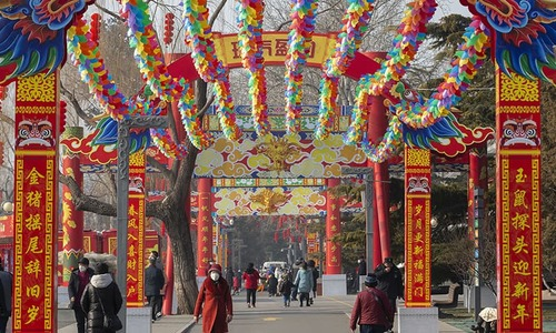 Prayers and celebrations: People welcome 'Year of the Rat' amid deepening health crisis