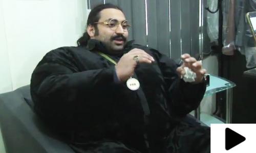 مردان کے پہلوان خضر حیات عرف خان بابا کو جیون ساتھی کی تلاش