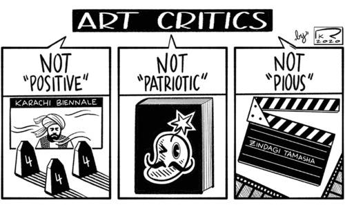 Cartoon: 26 January, 2020