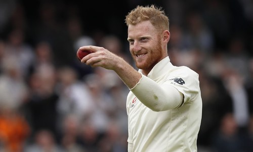 ICC fines Stokes for foul language rant at spectator