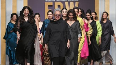 Maheen Khan is ready to start rethinking fashion weeks