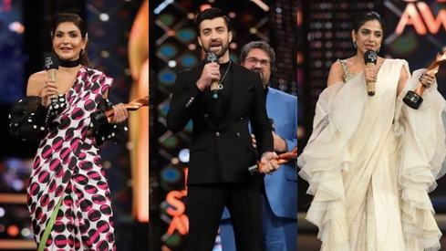 Everyone who took home a trophy at the Hum Style Awards last night