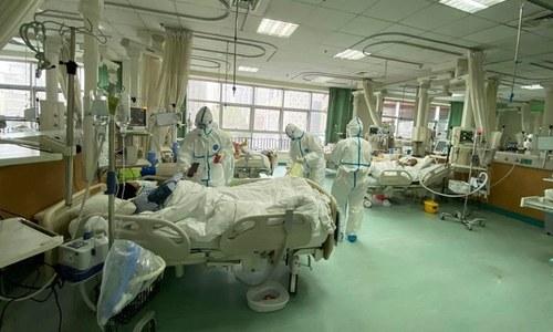 دنیا بھر میں کورونا وائرس سے متاثرہ افراد کی تعداد 2 ہزار سے زائد ہوگئی