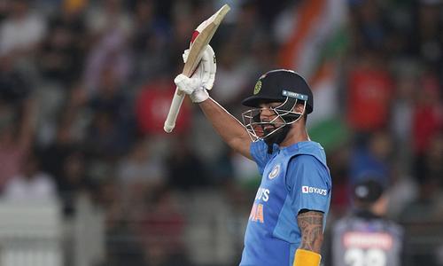 نیوزی لینڈ دوسرا ٹی20 بھی ہار گیا، بھارت کو سیریز میں 0-2 کی برتری