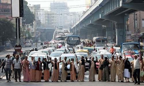 بھارت کے یوم جمہوریہ پر متنازع قانون کیخلاف ملک بھر میں احتجاج