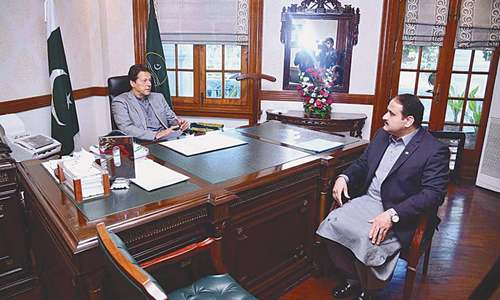 'Organised mafia' trying to forestall change: Imran