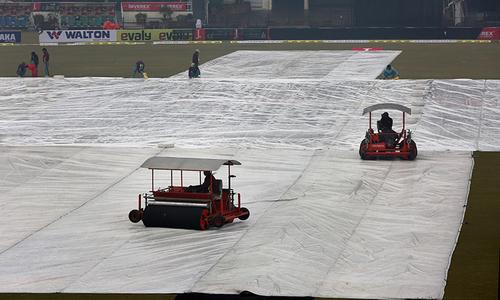 تیسرا ٹی20 بارش کی نذر، پاکستان کی عالمی نمبر ایک پوزیشن برقرار
