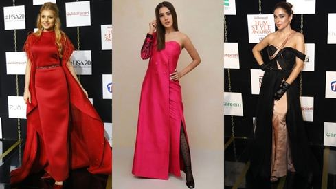 Where was the style at the Hum Style Awards?