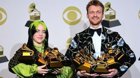 The complete list of the winners at the 62nd Grammys