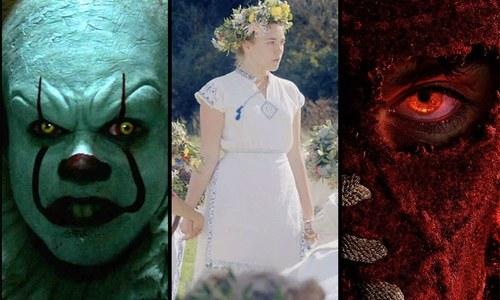 خوفزدہ ہونے کے باوجود لوگ ہارر فلمیں دیکھنا کیوں پسند کرتے ہیں؟