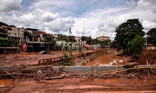 برازیل: سیلاب، لینڈ سلائیڈنگ سے 44 افراد ہلاک