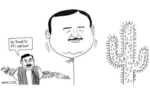 Cartoon: 28 January, 2020