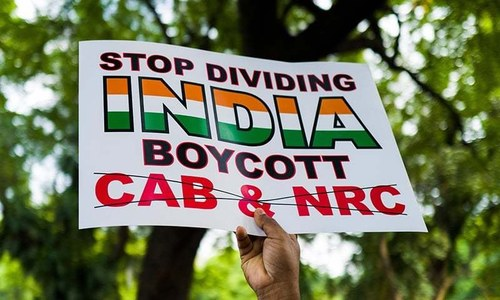 Rallies held in 30 US cities against controversial Indian law