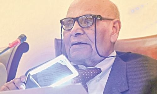 Sharif Al Mujahid will be remembered as one of South Asia's most prolific writers on the Pakistan movement