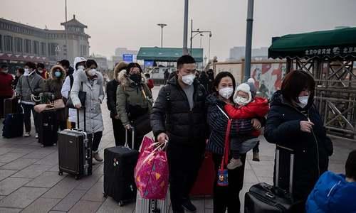 چین: کورونا وائرس سے 106 ہلاکتیں، متاثرہ افراد کی تعداد 4 ہزار سے تجاوز کر گئی
